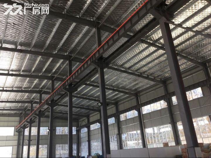 龙里千家卡空港经济产业园B区H3~H5出租2号标准新厂房-图(5)