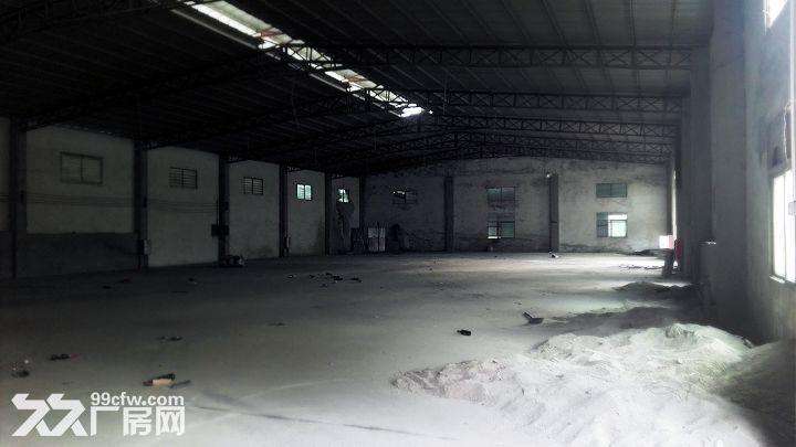独院单层厂房2700平米出租-图(3)