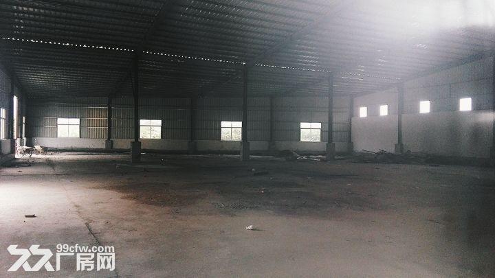 独院单层厂房2700平米出租-图(4)