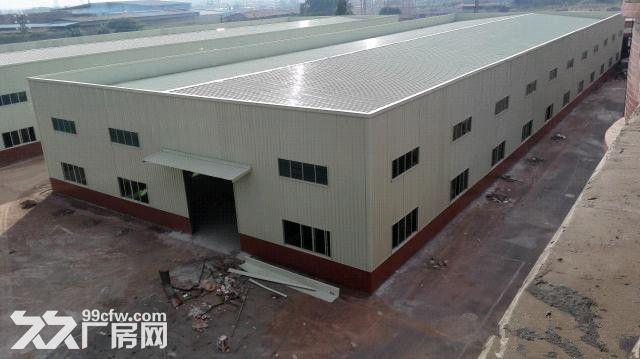 全新园区厂房,面积可分组每栋2500平米-图(2)
