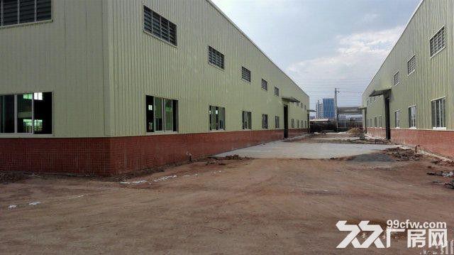 全新园区厂房,面积可分组每栋2500平米-图(3)
