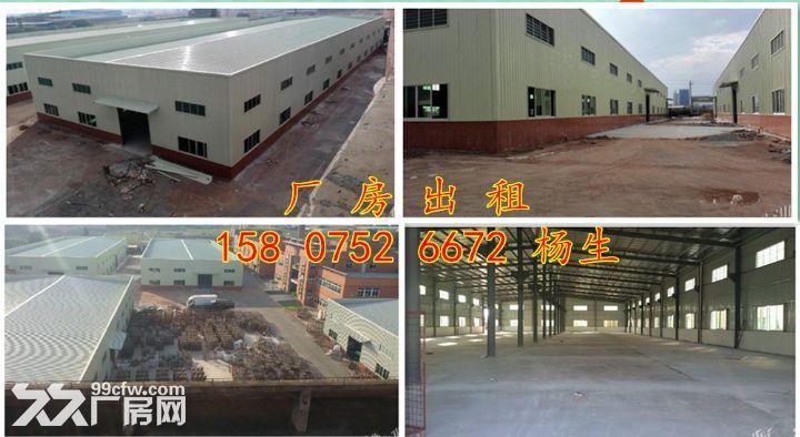 全新园区厂房,面积可分组每栋2500平米-图(4)