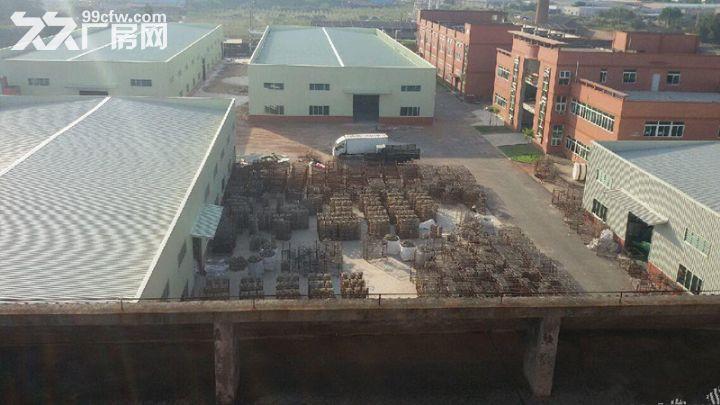 全新园区厂房,面积可分组每栋2500平米-图(5)