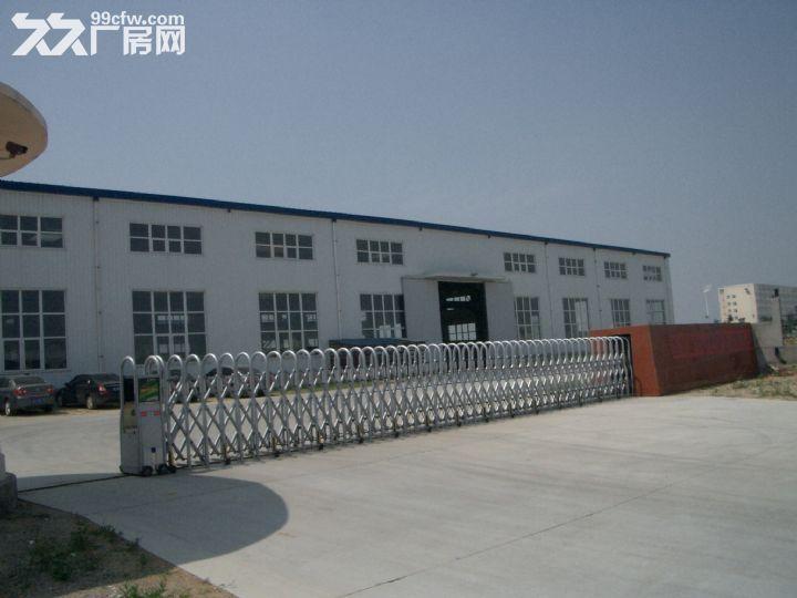 新建标准工业厂房出租出售-图(1)