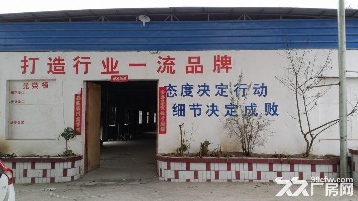 3000平独门独院钢结构厂房出租适用于生产加工及仓储-图(1)