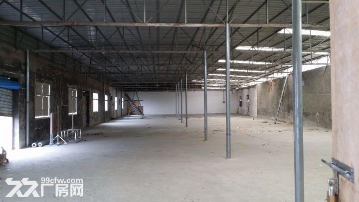 3000平独门独院钢结构厂房出租适用于生产加工及仓储-图(2)
