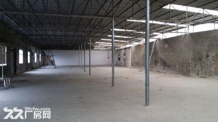 3000平独门独院钢结构厂房出租适用于生产加工及仓储-图(3)