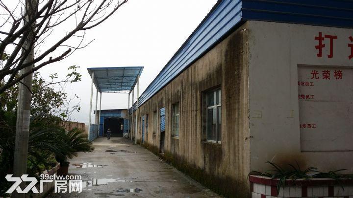 3000平独门独院钢结构厂房出租适用于生产加工及仓储-图(4)