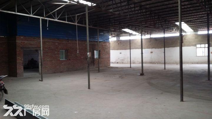 3000平独门独院钢结构厂房出租适用于生产加工及仓储-图(7)