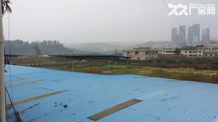 3000平独门独院钢结构厂房出租适用于生产加工及仓储-图(8)