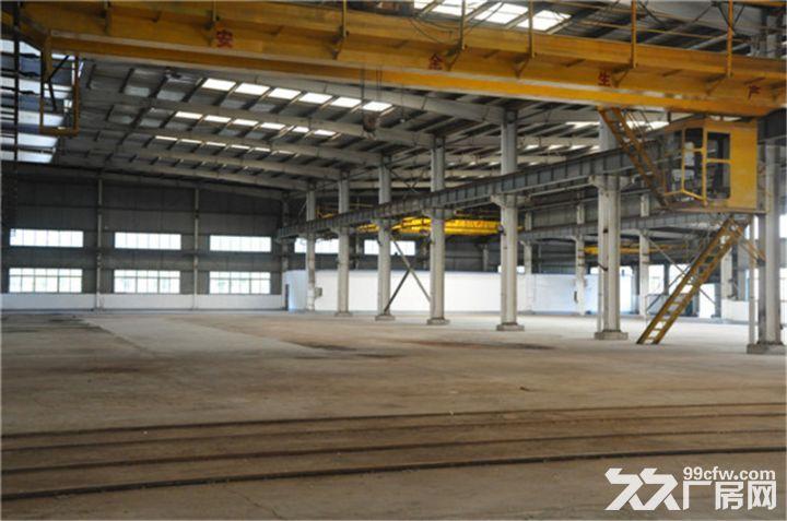 大院有天然气,双港4500平米厂房出租-图(1)