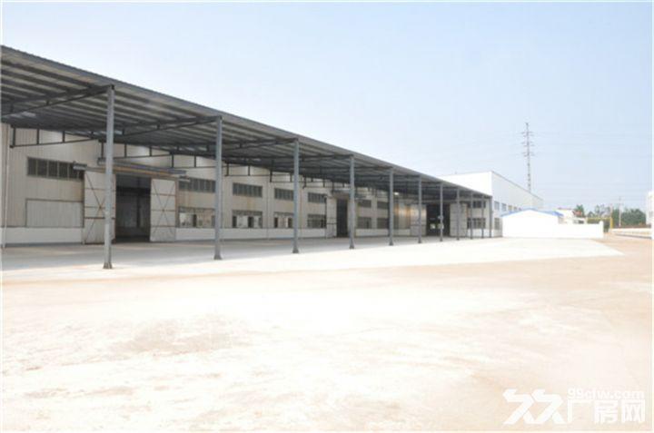 大院有天然气,双港4500平米厂房出租-图(3)