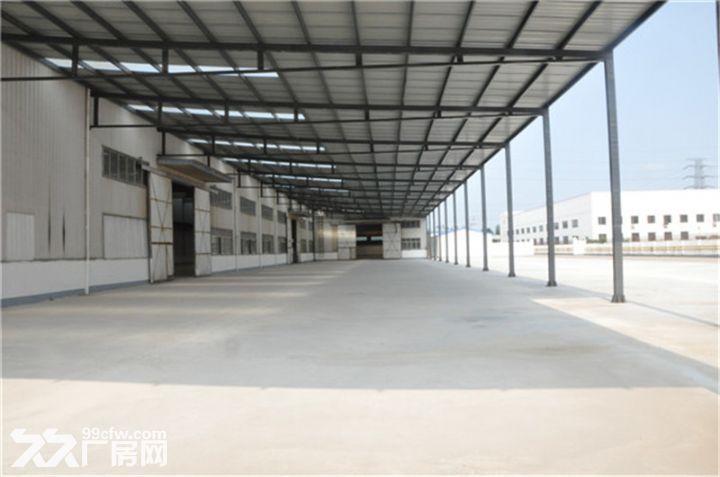 大院有天然气,双港4500平米厂房出租-图(2)