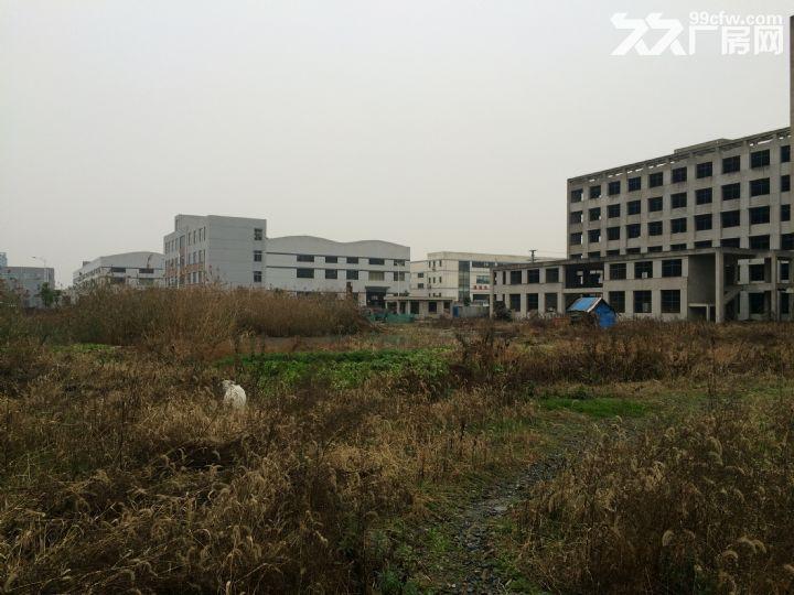 鸿山27亩国土+全新标准厂房低价出售-图(1)