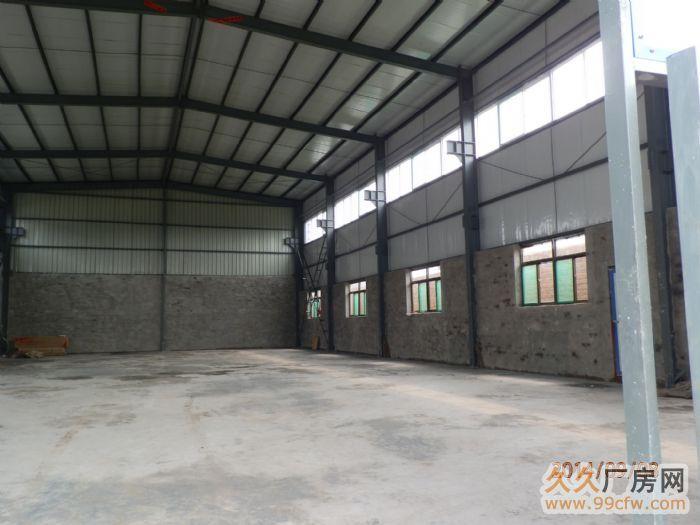 完工钢结构车间小店区刘家堡乡西里解村-图(3)