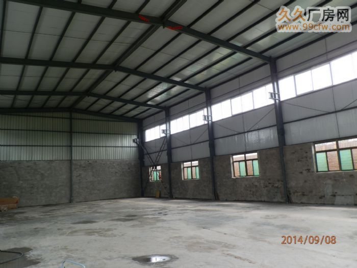完工钢结构车间小店区刘家堡乡西里解村-图(4)