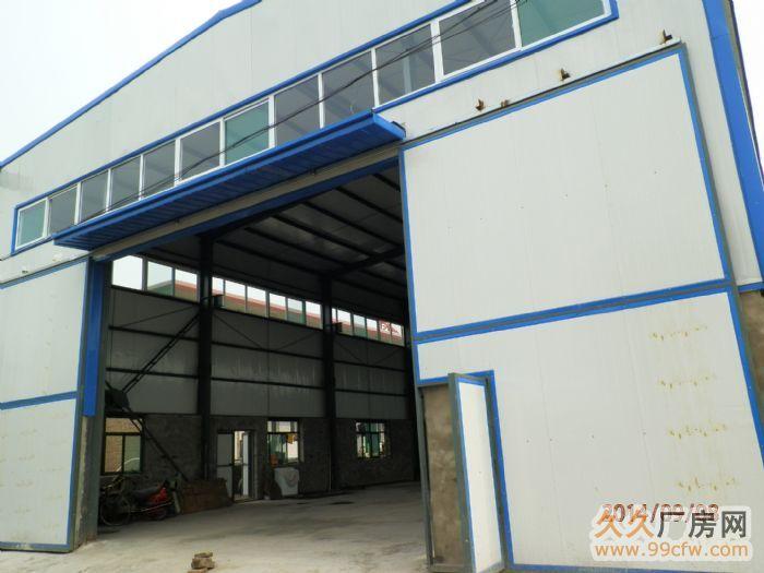 完工钢结构车间小店区刘家堡乡西里解村-图(5)