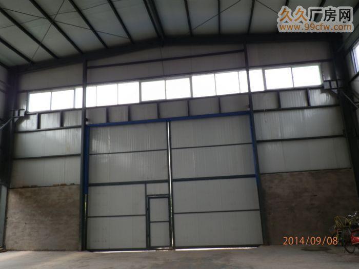 完工钢结构车间小店区刘家堡乡西里解村-图(6)