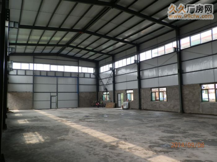 完工钢结构车间小店区刘家堡乡西里解村-图(7)