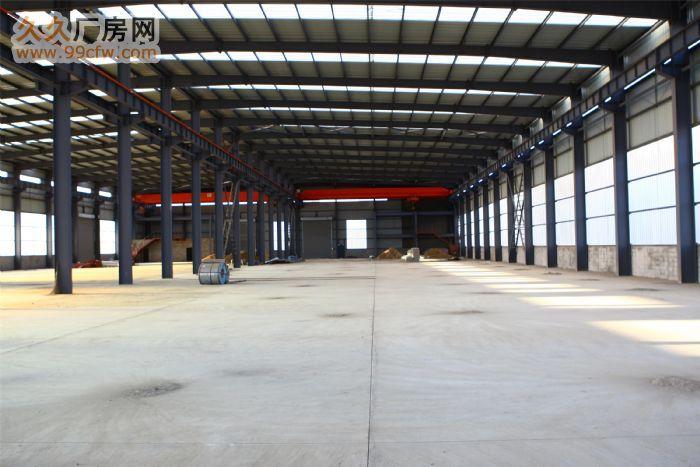 单层钢结构厂房,檐口6米,柱距6米,6.6米,7.