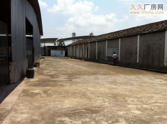 厂房招租。招商合作。博白县亚山工业营区-图(4)
