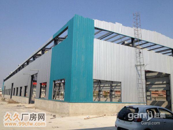 钢结构厂房出租可分租-图(1)