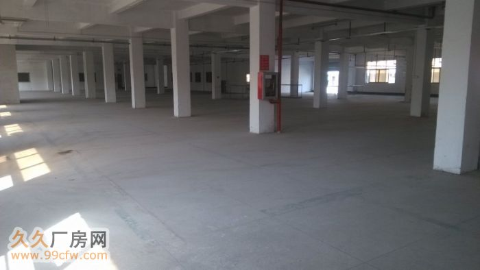 观澜汽车站后独门独院厂房4200平米(可过水电)-图(3)