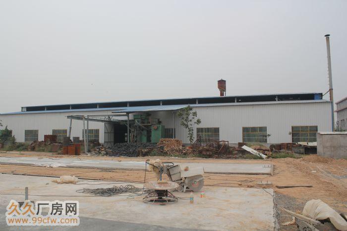 2000平米厂房基础及空余15亩土地出租-图(1)