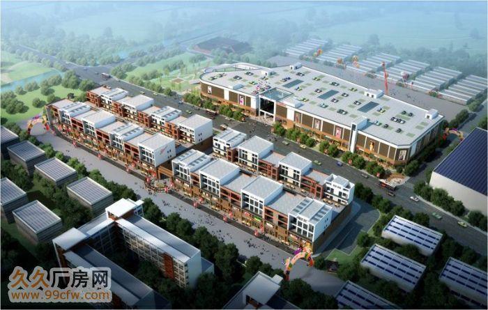 惠山经济开发区洛社镇18亩—150亩土地出售-图(1)