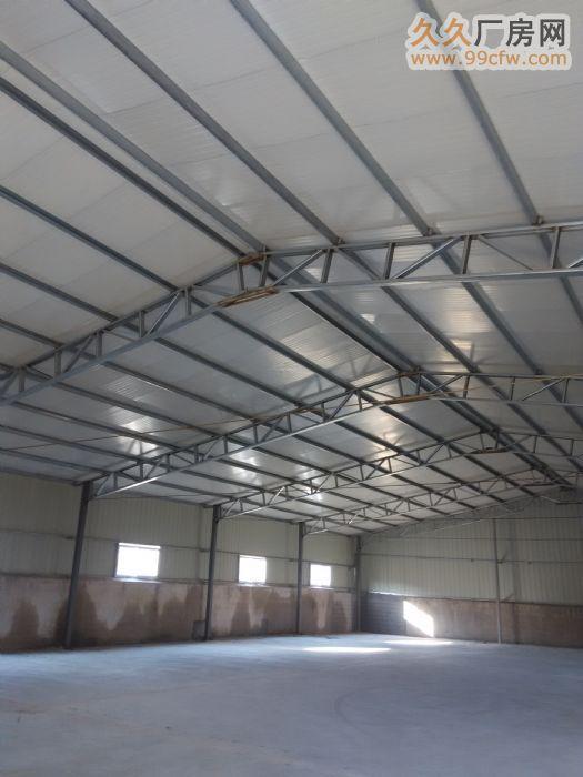 平方全新钢结构厂房
