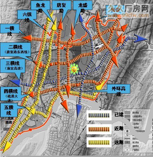 重庆标准轻工厂房,鱼嘴厂房,钢结构厂房,重庆厂房