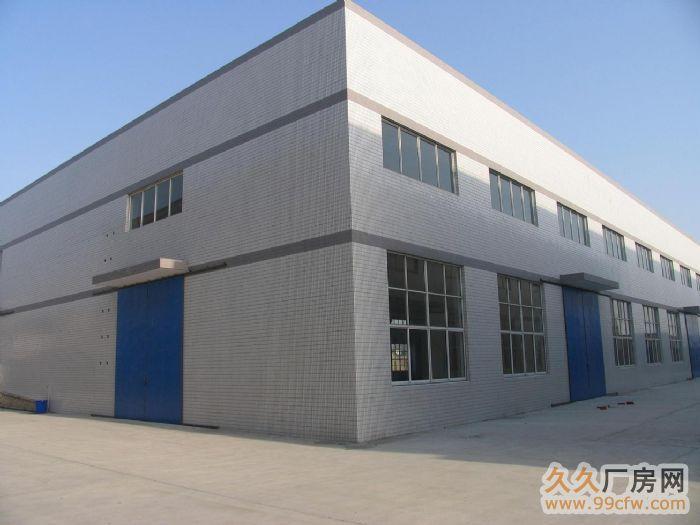 塘厦单层独院2000平方带消防喷淋厂房招租-图(1)