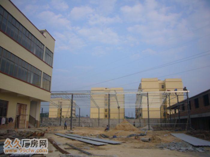 广西玉林二级路旁全新标准厂房招租、招商合作-图(1)
