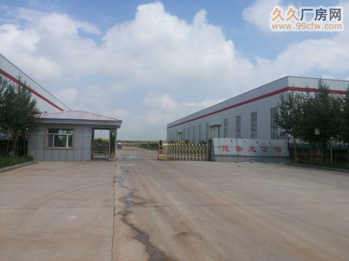 鄂尔多斯市昆泰龙新光能有限公司厂房车间出租-图(1)