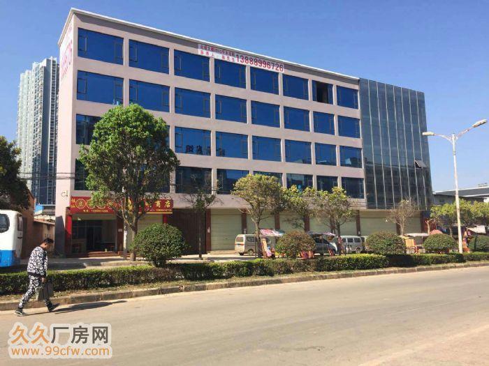 晋宁县晋城镇中心商业大楼招租-图(1)