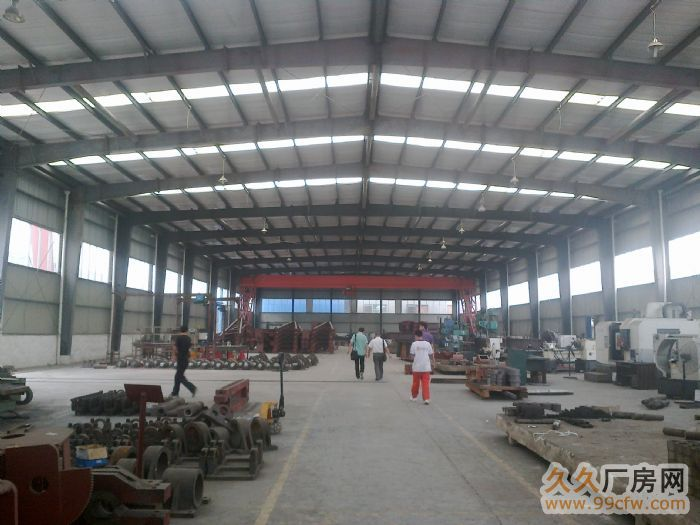【1图】1500平带行车双流彭镇钢结构厂房仓库分租