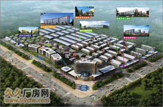 菏泽高新产业区厂房、仓储、办公楼、等您来参观-图(6)