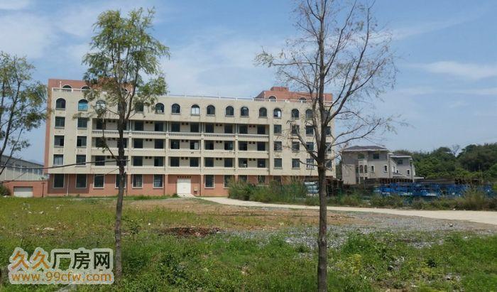 福州2号地铁苏洋站出口处欧式厂房、办公楼及空地出租-图(1)