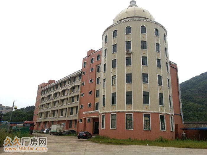 福州2号地铁苏洋站出口处欧式厂房、办公楼及空地出租-图(4)