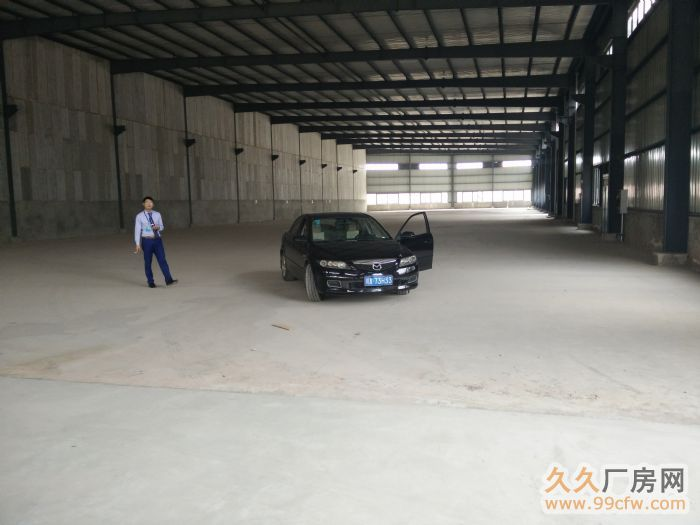 省级工业园标准化厂房招商-图(1)