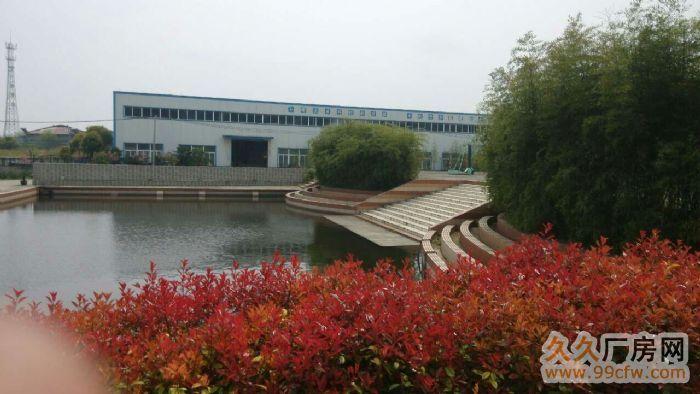 濮塘镇附近花园厂房对外出租或转让-图(1)