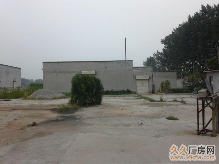 现有20亩地厂房及冷库5000吨,水电全、交通发达求租或出售-图(1)