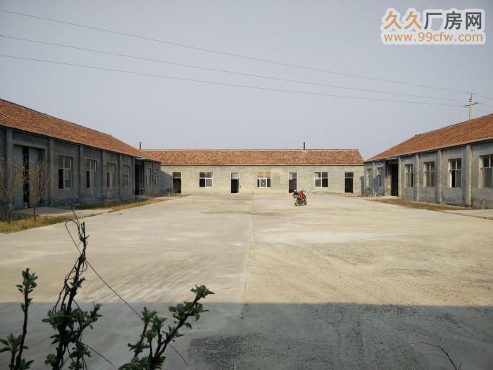 出租2个5000平米大院1600平米厂房仓库场地-图(1)