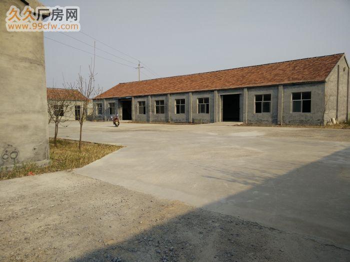 出租2个5000平米大院1600平米厂房仓库场地-图(2)