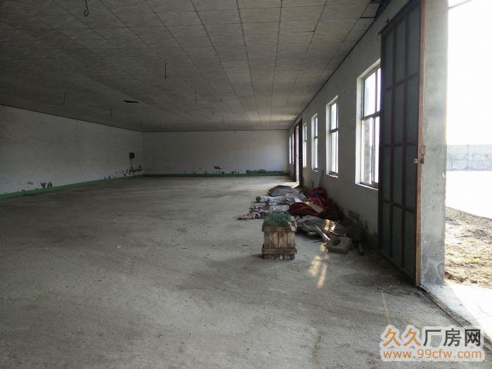 出租2个5000平米大院1600平米厂房仓库场地-图(4)