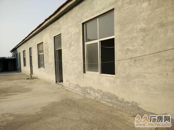 出租2个5000平米大院1600平米厂房仓库场地-图(6)