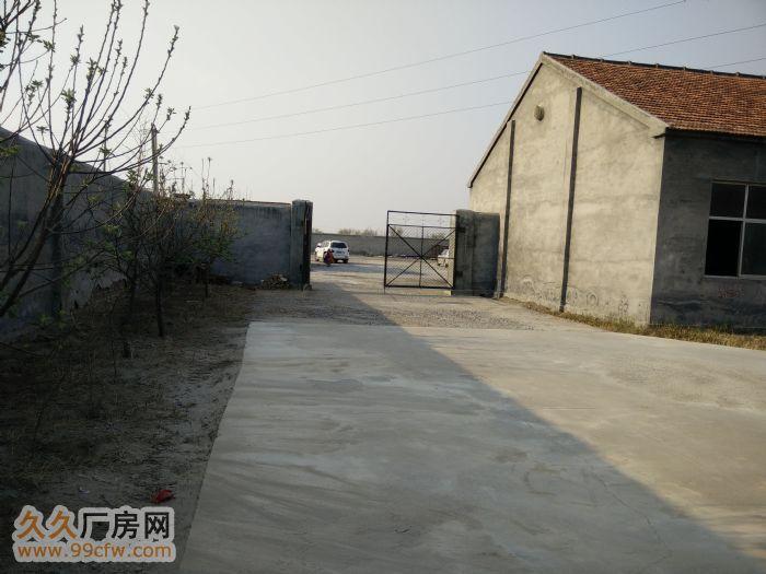 出租2个5000平米大院1600平米厂房仓库场地-图(7)