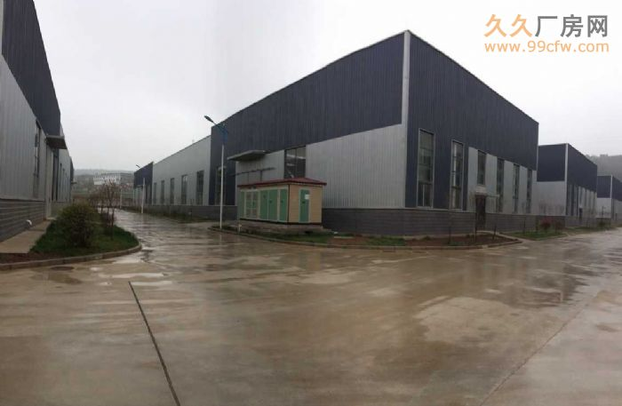 宝鸡高端装备产业园出售厂房-图(1)