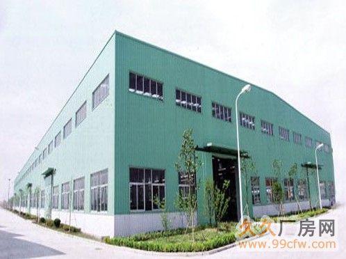塘厦原房东单一层2800平米钢构厂房招租-图(1)