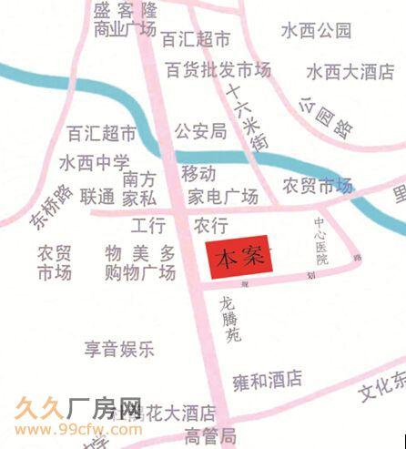 贵州毕节黔西县老客运中心地块30亩出让-图(1)